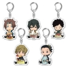 World Trigger - Trading Acrylic Keychain 5Pack BOX(Pre-order)