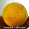 ▽แคลไซต์(calcite) ขนาดใหญ่ทรงบอล 9 cm 1078g