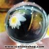 ดวงแก้วควอตส์ใส จุยเจีย ขนาด 3 เซนติเมตร เกรด AAA (40กรัม)