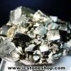 ผลึกกลุ่มไพไรต์ Pyrite เปรูแหล่งสวยสุดในโลก (93g)
