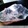 เซเลไนต์เนื้อใส Clear Selenite (712g)