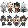 D4 Touken Ranbu Online - Rubber Strap Collection Vol.4 8Pack BOX(Pre-order)