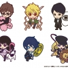 Noragami - Rubber Strap Collection 6Pack BOX(Pre-order)
