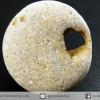 โฮเลย์สโตน Holey Stone 1 รูทะลุผ่าน (3g)