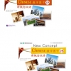 New Concept Chinese Flashcards 2 (2A+2B) 新概念汉语教学图卡2(套装共2册)