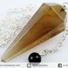 เพนดูลัม ฟลูออไรท์ Fluorite (10.9g)
