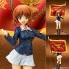 Girls und Panzer the Movie - Miho Nishizumi Senshado Zenkoku Koukousei Taikai Winning Flag Ver. 1/7 Complete Figure(Pre-order)