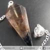 เพนดูลัม ฟลูออไรท์ Fluorite (9.2g)