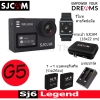 SJ6LEGEND + Battery +Dual Charger + Remote band + SJCAM Bag