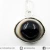 จี้ตาพระศิวะ Agate Eye - Shiva's Eye (3.6g)