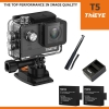 ThiEYE T5 4K 16Mp ไทย + Battery + Dual-charger + Actioncam Selfie