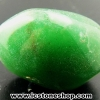 กรีนอะเวนจูรีน (Green Aventurine) ขัดมันขนาดพกพา (19g)