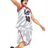 Movie Kuroko's Basketball LASTGAME - Life-size Wall Scroll: LASTGAME (2) Taiga Kagami(Pre-order)