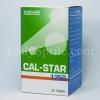 Cal-Star 1250 แคลเซียม 60เม็ด