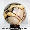 ▽หินมังกร - เซ็ปแทเรี่ยน Septarian (Dragon stone) หินทรงกลม (9.7 cm.,1.4Kg)