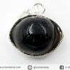 จี้ตาพระศิวะ Agate Eye - Shiva's Eye (4.6g)