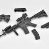 Little Armory - LA001 1/12 M4A1 Type Plastic Model