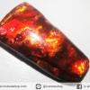พลอยแอมโมไลต์ (Ammolite) อัญมณีโลกล้านปีสุดหายาก (2.13ct.)