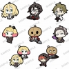 Satsuriku no Tenshi - Trading Rubber Strap 8Pack BOX(Pre-order)