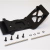 ALLOY REAR SKID PLATE - MSV331R