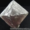 ▽หินฟลูออไรต์ (Fluorite) ธรรมชาติทรงพีระมิคคู่ (12g)