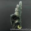 คาลซิโดนีสีดำ Black Chalcedony ผลึกธรรมชาติ (9g)