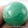 ▽กรีนอะเวนจูรีน (Green Aventurine) ทรงบอล หินทรงกลม 2.7 cm