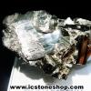 ผลึกกลุ่มไพไรต์ Pyrite เปรูแหล่งสวยสุดในโลก (65g)