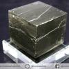 ▽A+ เพชรหน้าทั่ง หรือไพไรต์ pyrite ทรงลูกบาศก์ (50g)