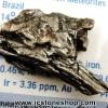 อุกกาบาต Uruacu iron จากบราซิลของแท้ 100% (16.4g)
