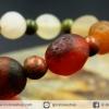 สร้อยข้อมือ อาเกตทะเลทรายโกบี (Gobi Agate) 12g
