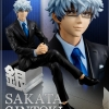 Gintama° - Sakata Gintoki - G.E.M. - 1/8 - Suit ver. Aratame, Omake de Megane ver. (Limited Pre-order)