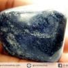 บลูอาเกต (Blue Agate) หินขัดมัน (76g)