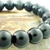 ▽สร้อยข้อมือออบซิเดียน (Obsidian) 8mm.