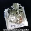 ผลึกกลุ่มไพไรต์ Pyrite เปรูแหล่งสวยสุดในโลก (81g)