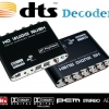 DTS Decoder Optical SPDIF/Coaxial AC3 DTS DTCL to 5.1/2.1 CH Analog Audio