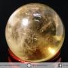 ▽ซิทริน Citrine ทรงบอล หินทรงกลม 3 cm