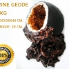 ▽โพรงซิทริน Citrine Geode (35.2Kg)