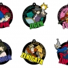 "Imaging Rubber Collection - New TV Series ""Lupin the 3rd"" 6Pack BOX(Pre-order)"
