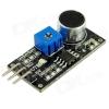 Sound Sensor Module (Condenser Lay on PCB)
