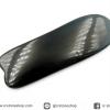 อุปกรณ์หินนวดกัวซาทรงปลา ออบซิเดียน Obsidian