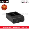 SJCAM DUAL-SLOT CHARGER FOR SJ4000/SJ5000/M10 X1000
