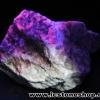 วิลเลมไมท์ (Willemite) หินเรืองแสงในคลื่นแสงยูวีต่ำ (25g)
