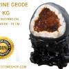 ▽โพรงซิทริน Citrine Geode (27.7Kg)
