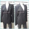 เสื้อสูท มือสอง นำเข้า สีดำ ANNE KIEIN Suit อก 38 นิ้ว
