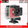 SJCAM SJ5000X Elite WiFi (Red) 4K 24fps 2K30fps Gyro