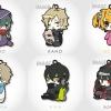 [Bonus] Eformed Mekakucity Actors - PajaChara Rubber Strap Collection Vol.2 6Pack BOX(Pre-order)