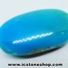 พลอยเทอร์ควอยส์แท้จากอิหร่าน (Turquoise) 2.73ct.