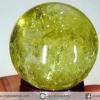 ซิทริน Citrine เกรด A+ ทรงบอล หินทรงกลม 4.3cm