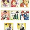 KING OF PRISM by Pretty Rhythm - Trading Mini Shikishi 8Pack BOX(Pre-order)